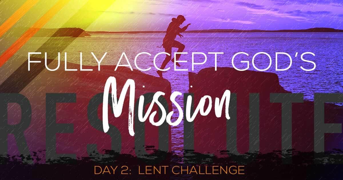 lent-challenge-day-2 Vince Miller