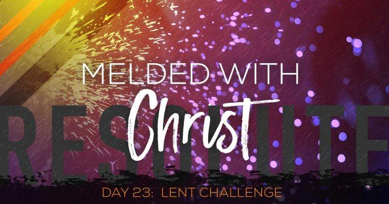 Vince Miller Lent challenge leading to Easter