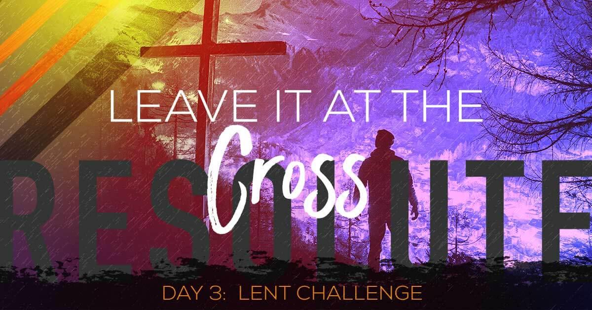lent-challenge-day-3 Vince Miller