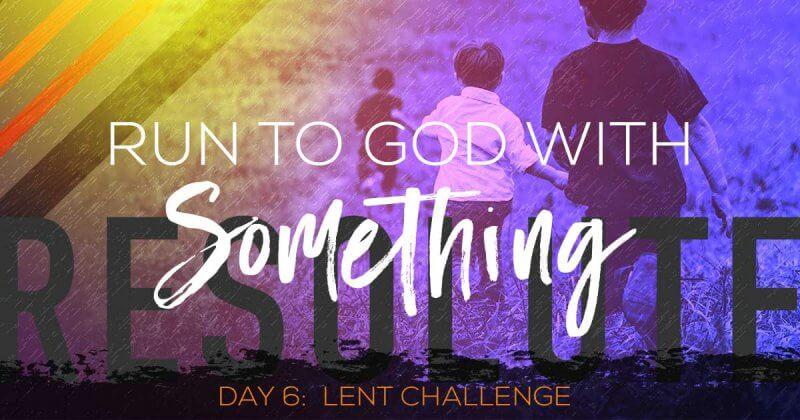 lent-challenge-day-6 Vince Miller