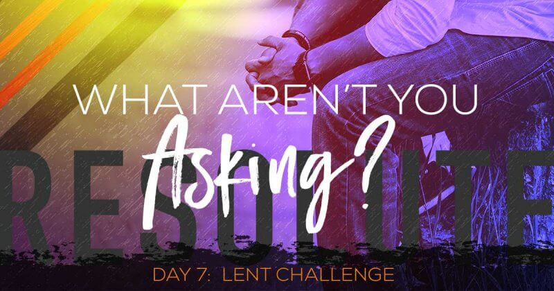 lent-challenge-day-7 Vince Miller