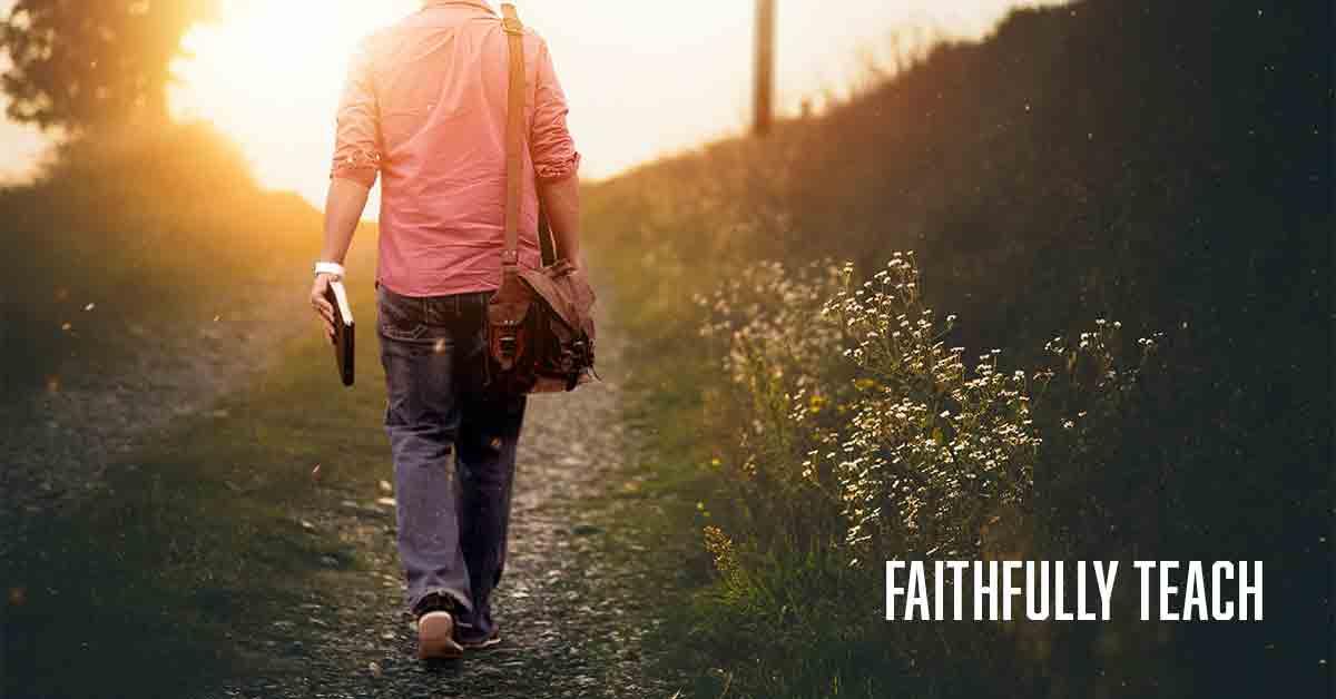 A-faithful-teacher-and-daily-devotional-by-Vince-Miller