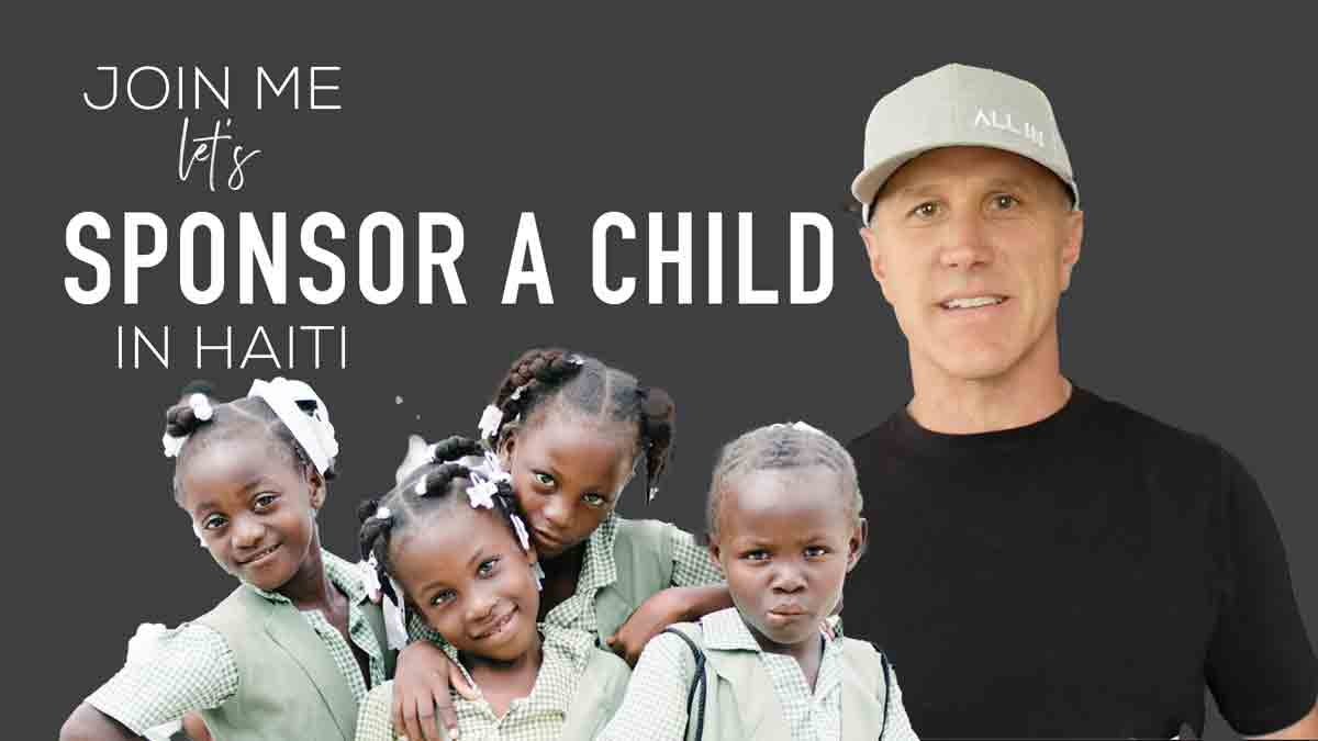 Sponsor a Child with Mission of Hope Haiti Vince Miller