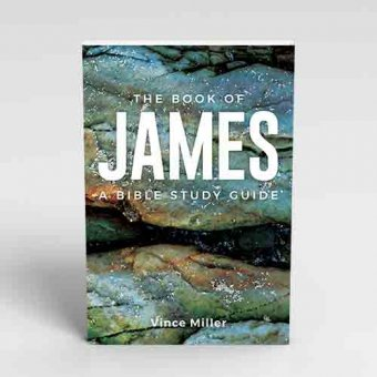 The book of James for Men by Vince Miller