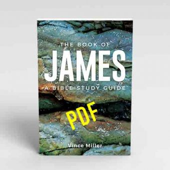 the book of James by Vince Miller