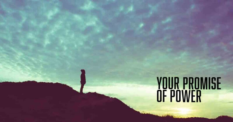 Your Promise of Power how to walk in the spirit