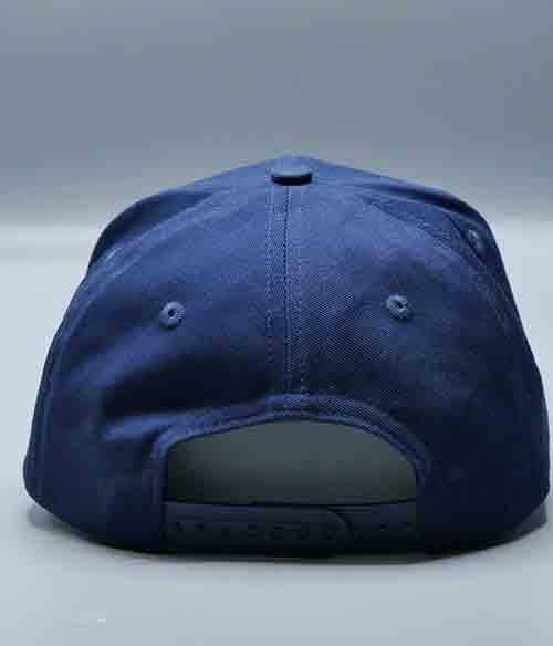 American Flag Hat Blue by Vince Miller