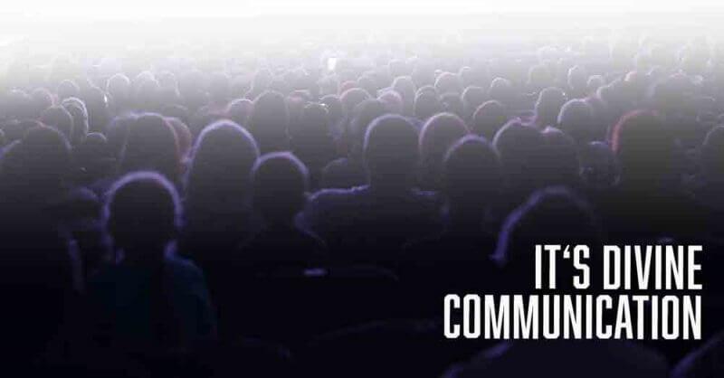 Divine Communication Acts 2:8