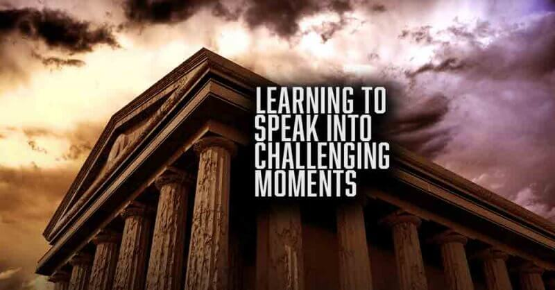 Learning To Speak Into Challenging Moments