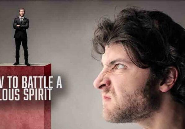 How To Battle A Jealous Spirit